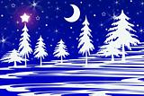 Christmas/ winter background