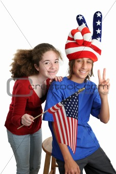 American Kids Vertical