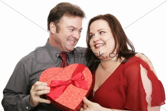 Cute Valentine Couple