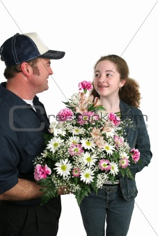 Flowers For Me?