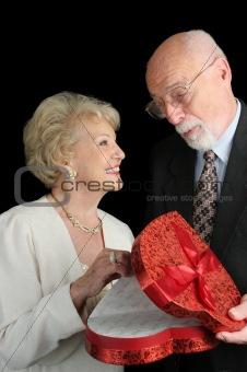 Oooooh - Valentines Chocolate!