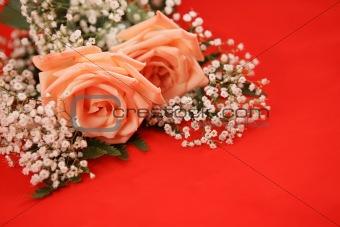 Valentine Rose Background