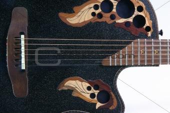classic guitar body