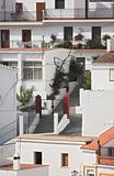 Spanish urban landscape
