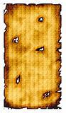 Burned Parchment Paper