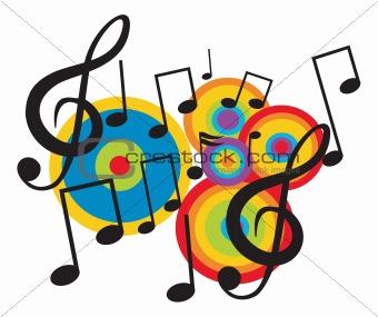 Music design theme