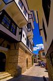 Narrow passage alleys, Ohrid