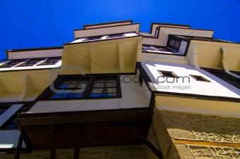 Traditional house, Ohrid, Macedonia