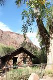 Phantom Ranch in the Grand canyon