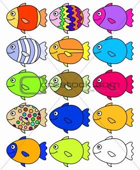 15 Fish