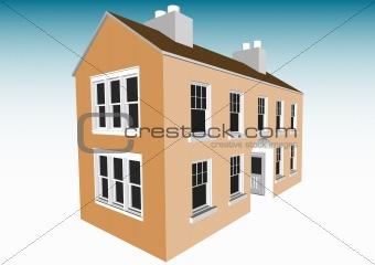 2 storey Home