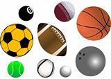 Vector Balls