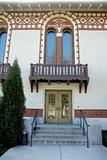 Auditorium entrance