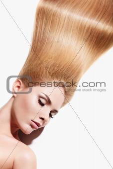 Shiny hairs