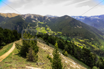 Pyrenees the beauty of Andorra