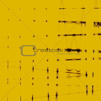 Abstract background-asterisk