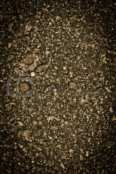 close up of asphalt texture background