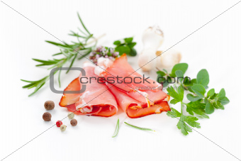 Traditional prosciutto