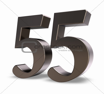 number fifty five