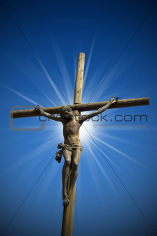 Crucifixion - The Jesus on the Cross