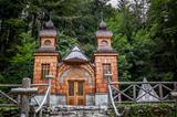 The Russian Chapel, Slovenia.