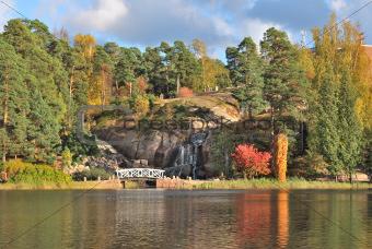 Park Sapokka in  Kotka, Finland