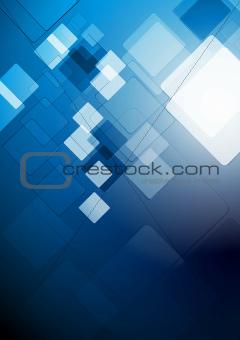 Abstract tech design