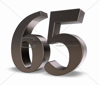 number sixty five