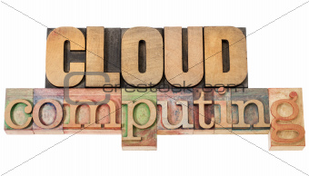 cloud computing in wood type