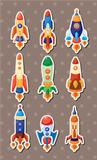 spaceship stickers