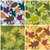 Four Seasons Leaf Pattern