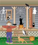 Halloween Cats