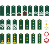 Insignia Belgian Army