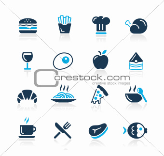 Food Icons 1 Azure Series