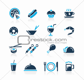 Food Icons 2 Azure Series