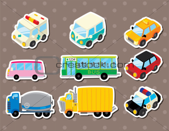 cart stickers