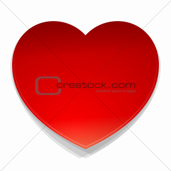 Vector Heart Symbol