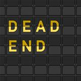 Dead End Flip Board