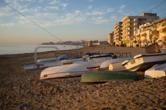Torrevieja beach