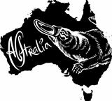 Platypus as Australian symbol