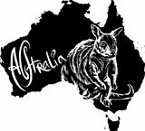 Wallaby as Australian symbol