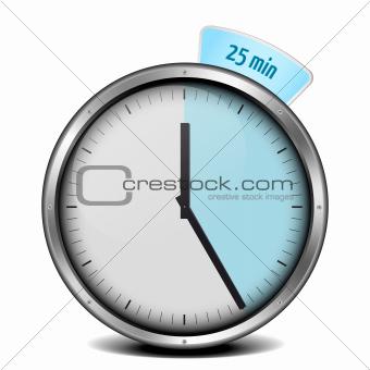 25min timer