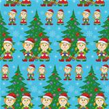 Kids seamless, Christmas