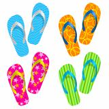 Flip flop set