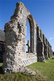 Ruins of St Andrew's Church, Covehithe, Suffolk, England