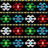 Background with ethnic texture
