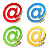 Email Symbols