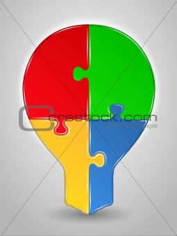 Puzzle Bulb
