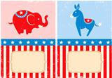 Symbols of American parties