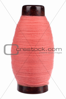 Spool of thread for knitting